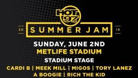 Summer Jam 2019 updated poster