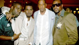 Kanye West 28th Birthday Party Presented by Urban Concepts