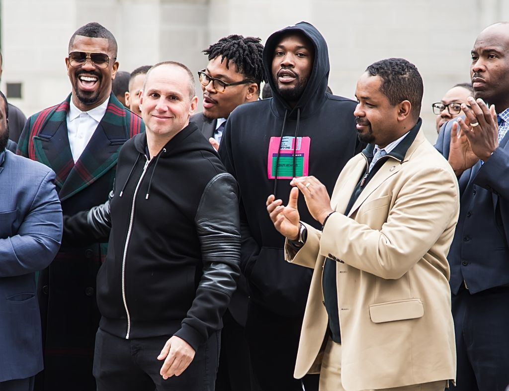 Meek Mill proposes new probation and parole bill - REFORM Alliance