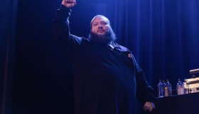 Action Bronson Performs At The Neptune Theatre - Seattle, WA
