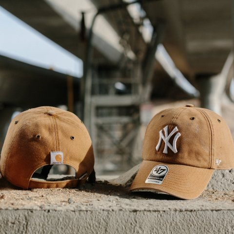 Carhartt x '47's OUTWORK x OUTROOT MLB Collection
