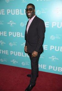 'The Public' New York Premiere