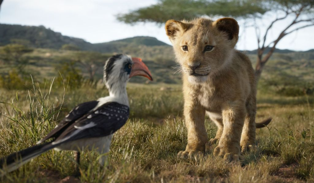 Disney's The Lion King stills