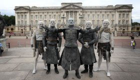 Game Of Thrones White Walkers Photocall
