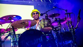 Anderson .Paak & The Free Nationals Perform At Fabrique, Milan