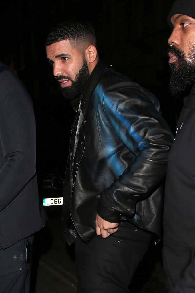 London Celebrity Sightings - April 11, 2019