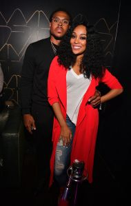 P. Diddy Hosts XS Lounge