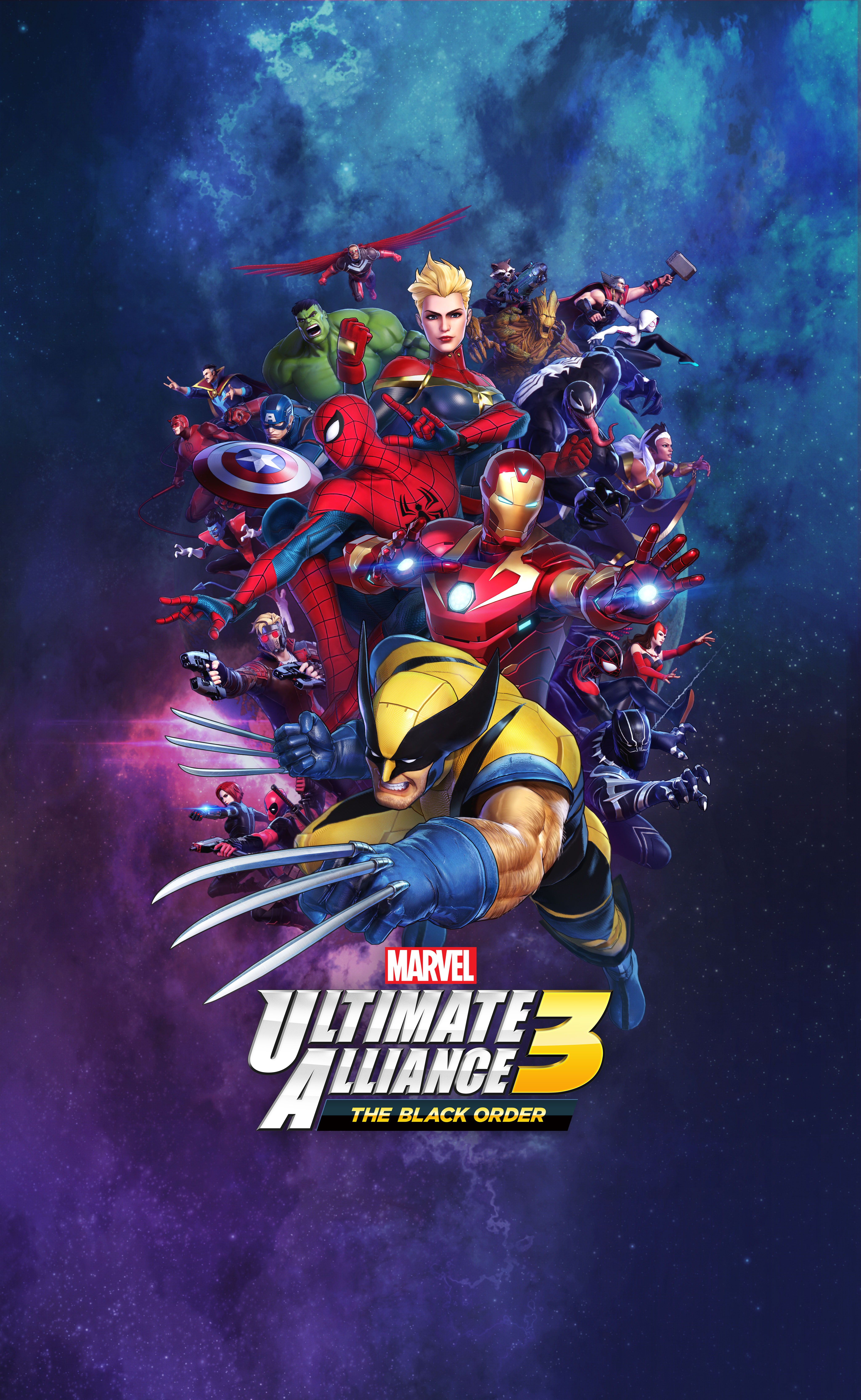 'Marvel Ultimate Alliance 3' Launching On Nintendo Switch This Summer