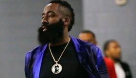 Utah Jazz v Houston Rockets - Game Two
