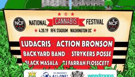 National Cannabis Festival Washington DC
