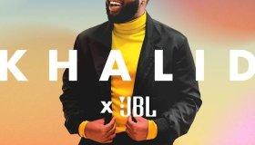 Khalid Announced As JBL Brand Ambassador