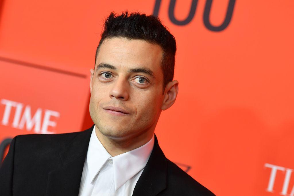 Rami Malek Announced As 'James Bond 25's Main Villain
