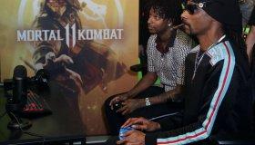 Snoop Dogg takes on 21 Savage In Mortal Kombat 11
