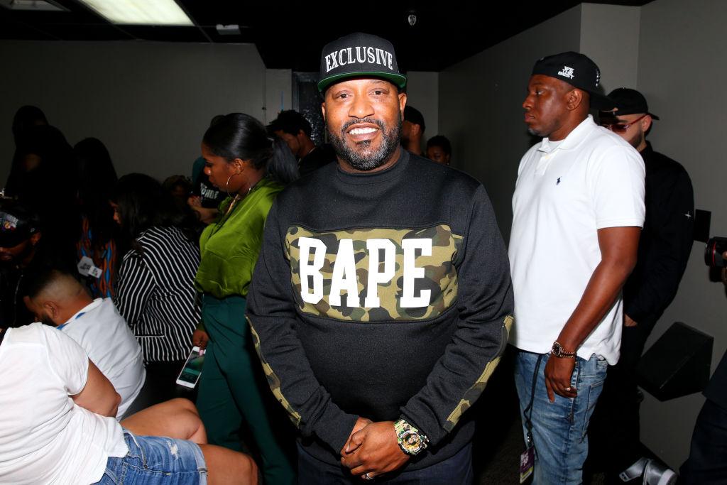 BET Hip Hop Awards 2018 - Backstage