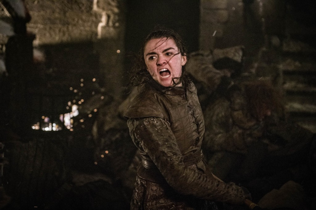 Twitter Reacts To 'Game of Thrones' Epic Battle of Winterfell
