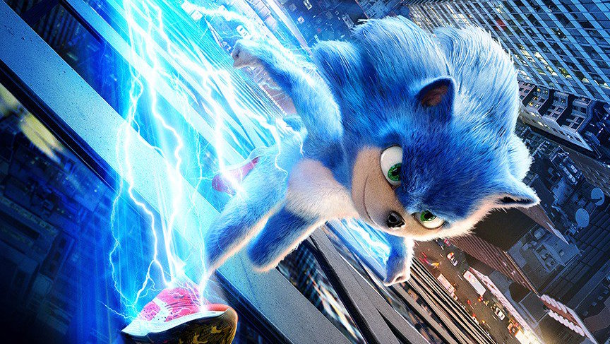 Twitter Reacts To 'Sonic The Hedgehog' Movie's First Trailer