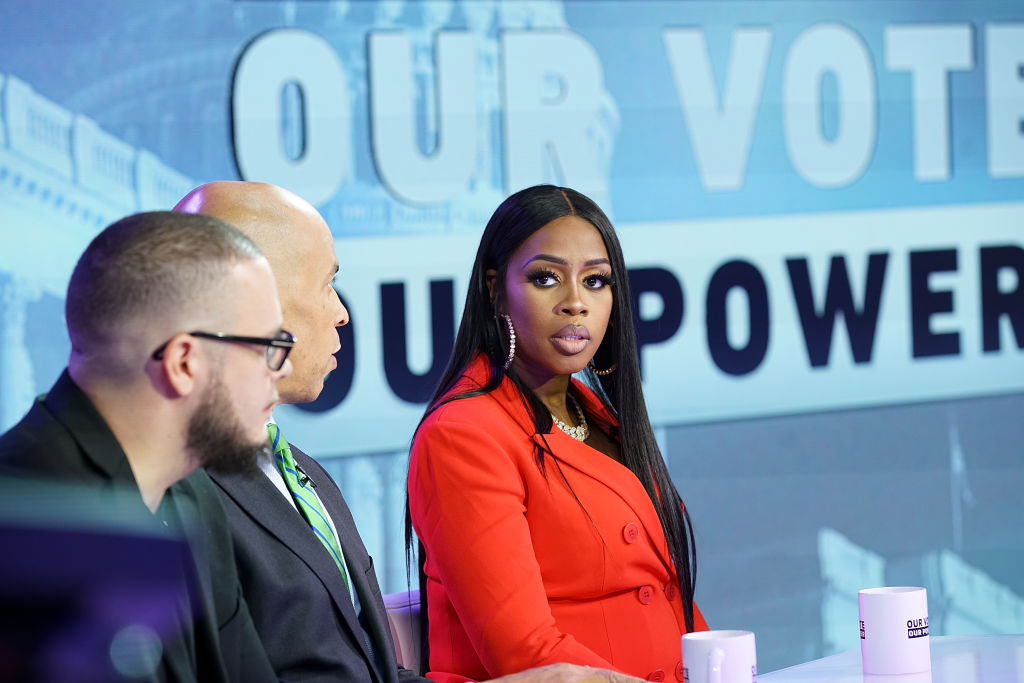 Angela Rye Our Vote. Our Power. Special