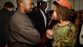 Kanye West Yeezy Season 2 - Backstage