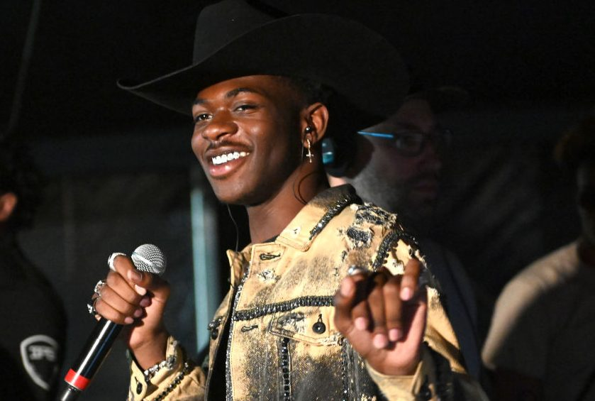 "Watch Lil Nas X Perform ""Old Town Road"" On The 'Desus & Mero' Show"