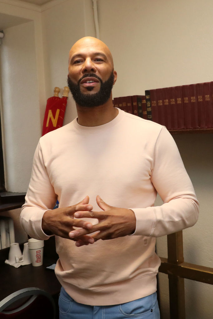 Common Presents Let Love...An Expression of Art, Words & Song