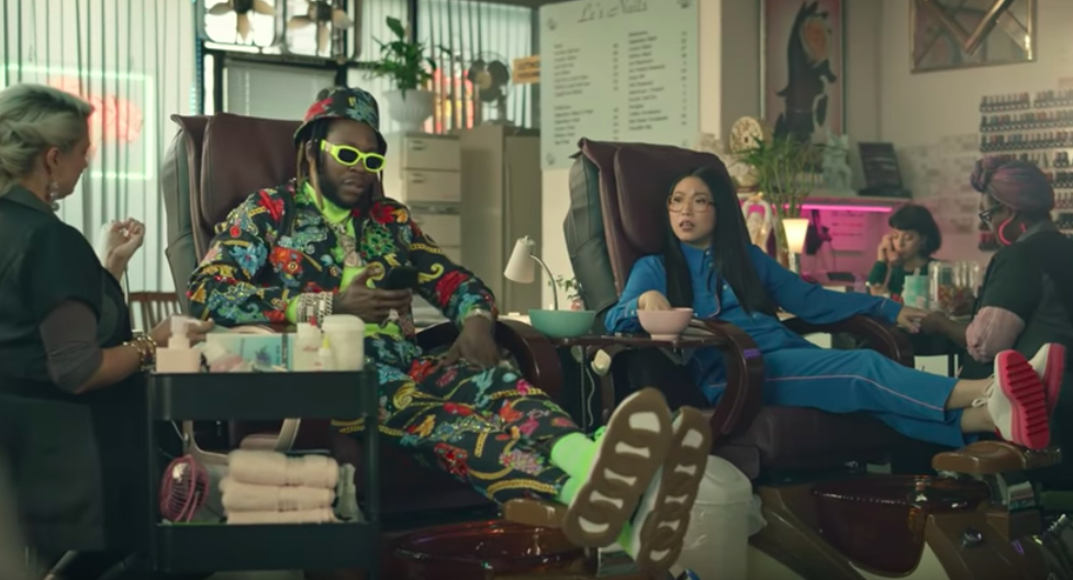 2 Chainz & Awkwafina Star In New Google Pixel 3a National Ad Campaign