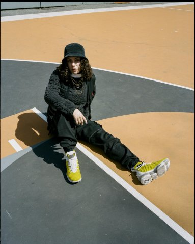 Nike LeBron James 16 x Harlem Fashion Row