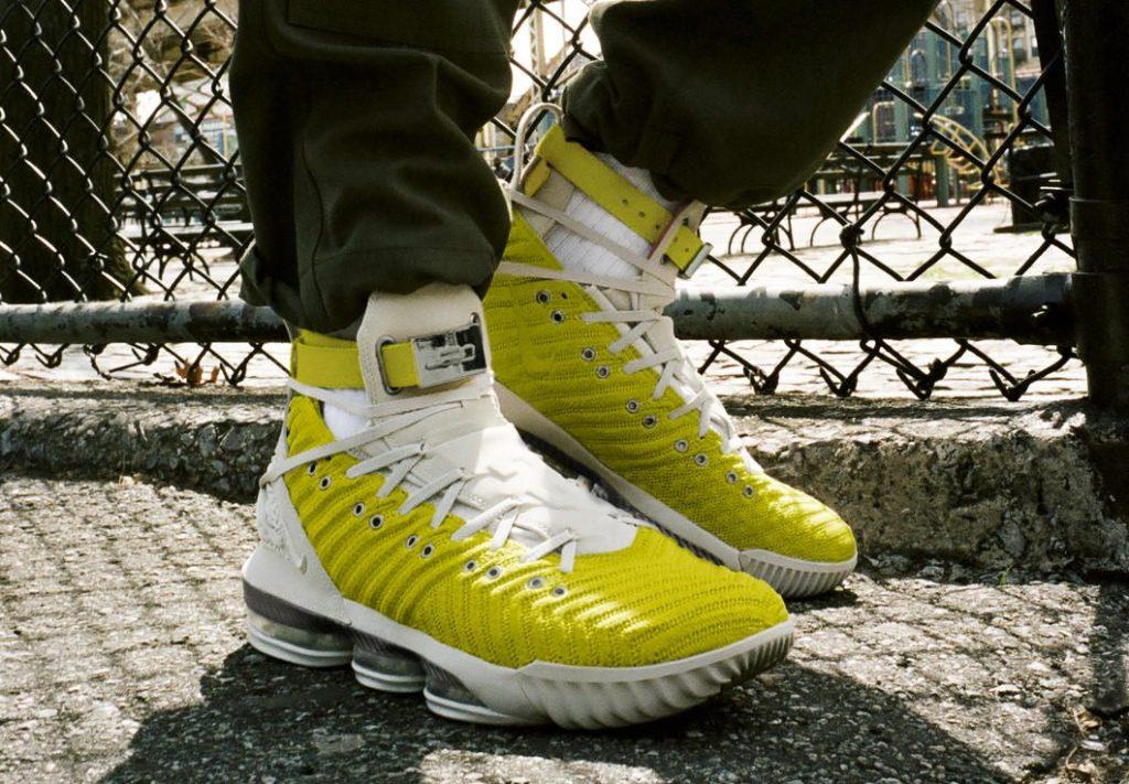 Harlem Fashion Row x Nike Announce Second Lebron 16 Collaboration
