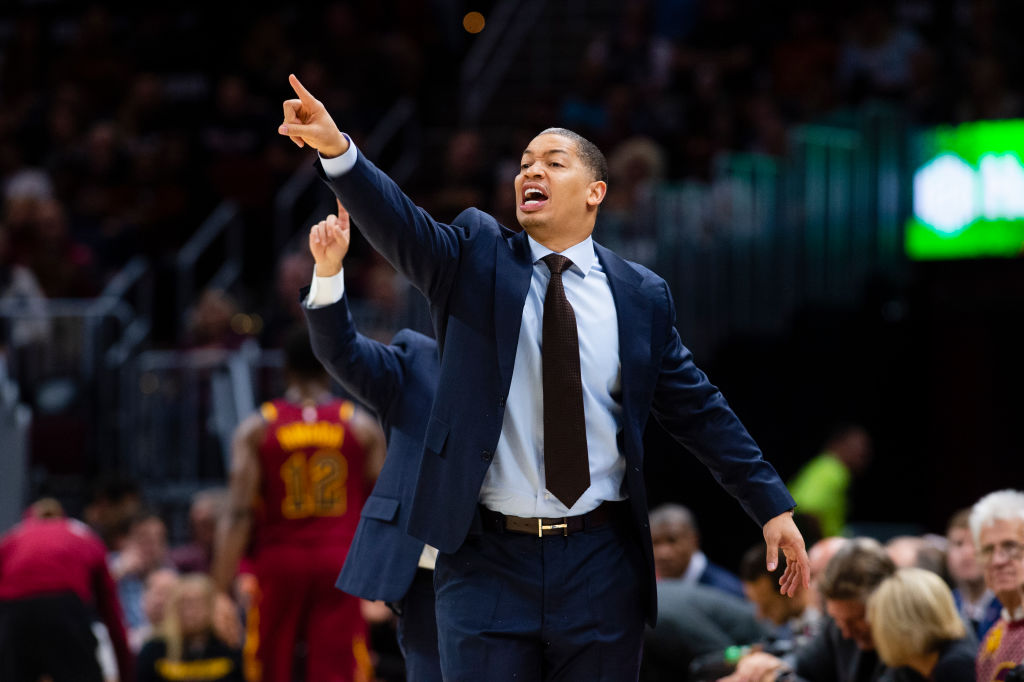 Negotiations Between Ty Lue & Lakers Have Ended Without A Deal