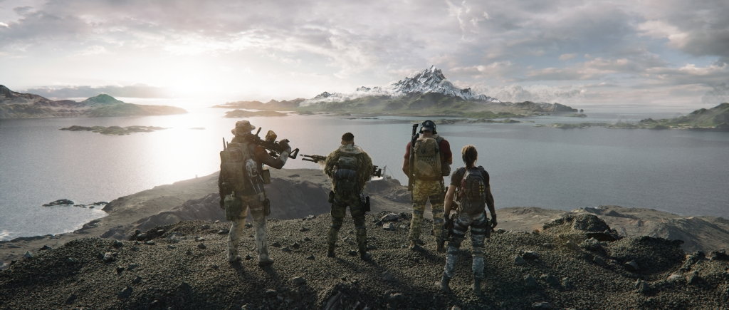 Tiom Clancy's Ghost Recon Breakpoint