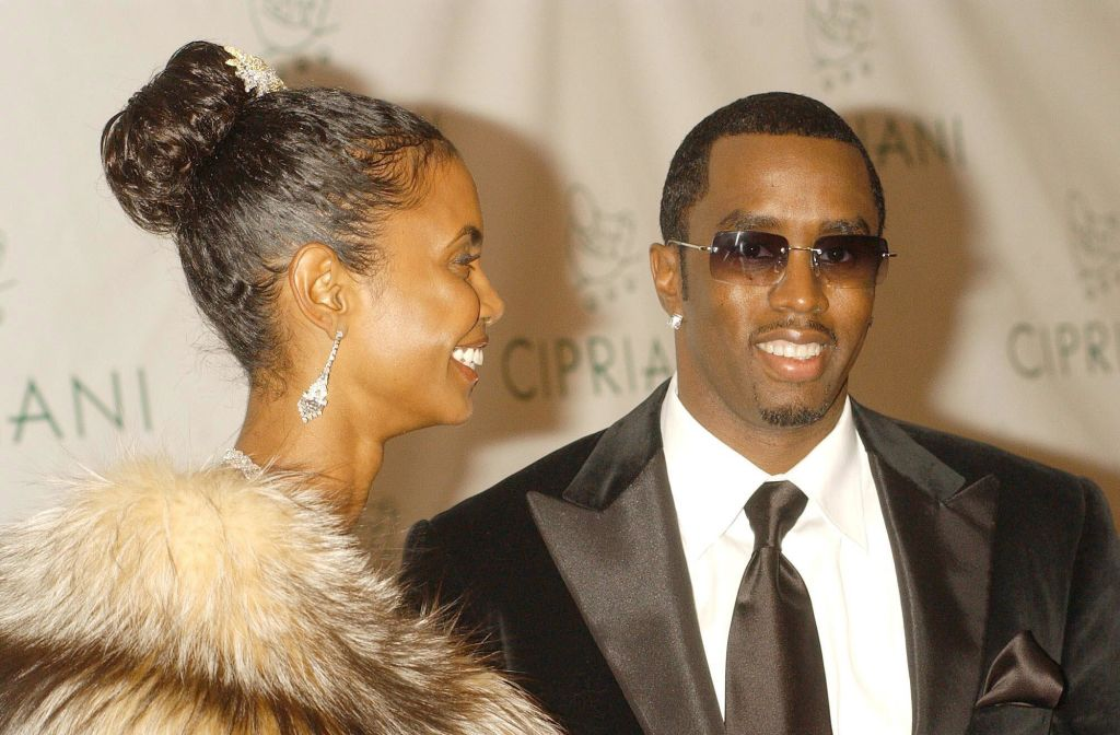 Diddy Tearfully Talks About The Loss of Kim Porter During Interview
