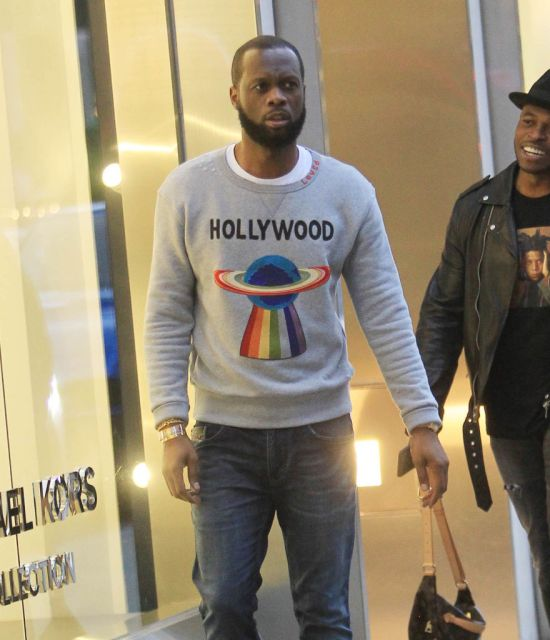 Celebrity Sightings in Los Angeles - December 14, 2018