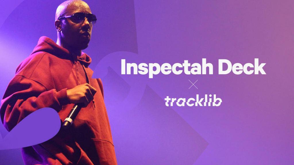 Inspectah Deck x Tracklib