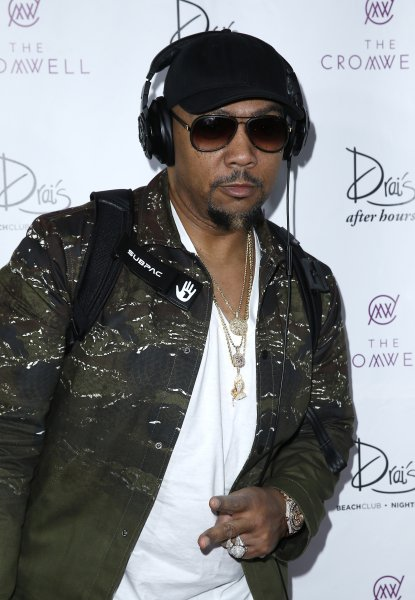 Timbaland performs at Drais