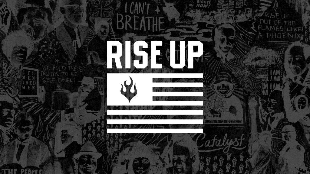 J. Period - Rise Up Art
