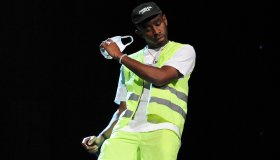 Tyler The Creator performs at Coachella