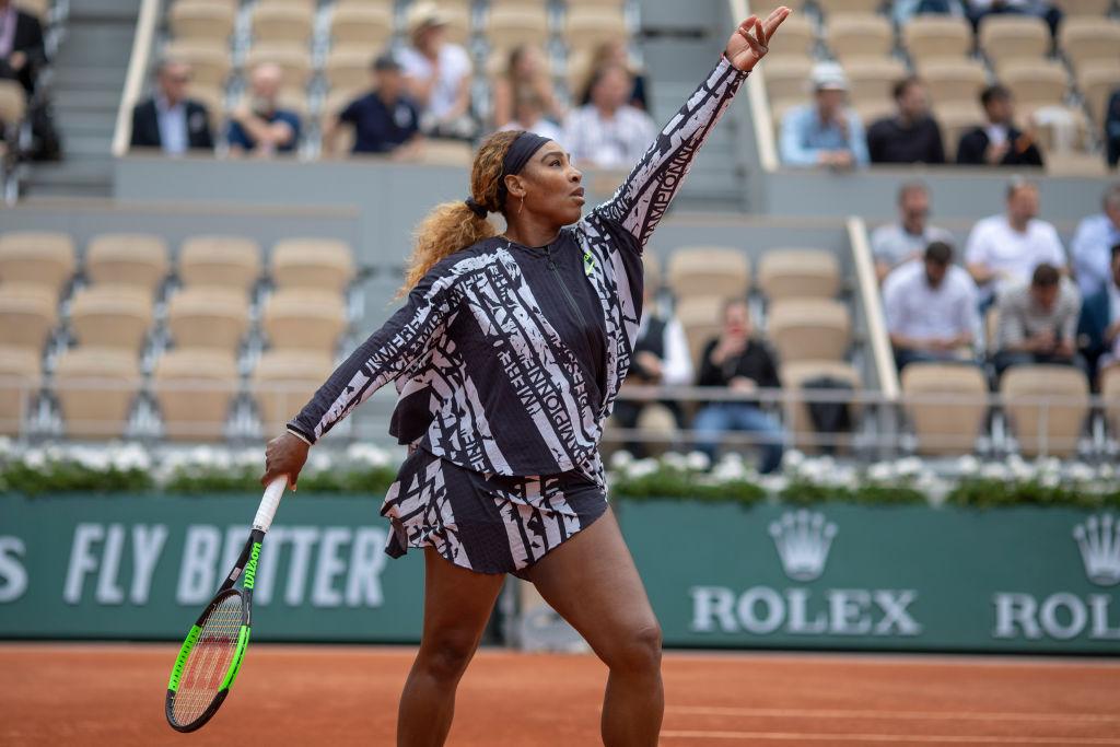 French Open Tennis. Roland-Garros 2019.