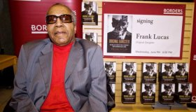 "Frank Lucas Signs Copies Of ""Original Gangster"" - June 9, 2010"