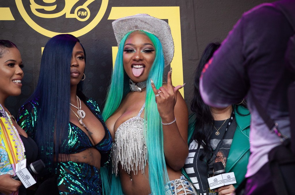 Megan Thee Stallion x Hype Williams Link Up 'Fever: Thee Movie'