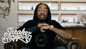Quavo on Sneaker Shopping with Complex
