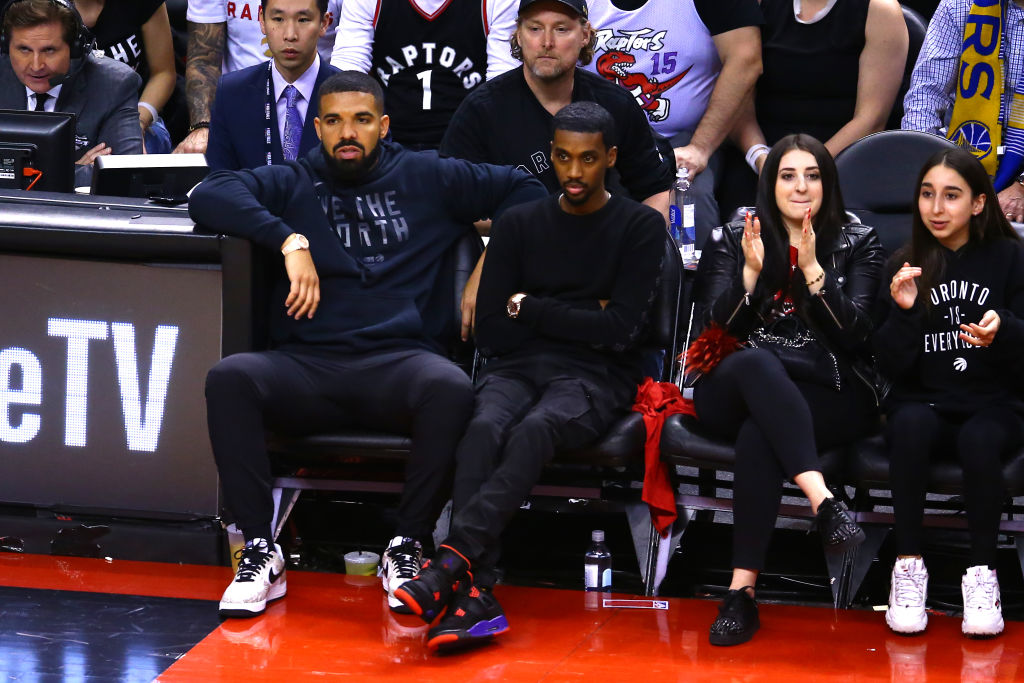 """Golden State Warriors Warm Up To Drake Diss, """"Story of Adidon"""""""