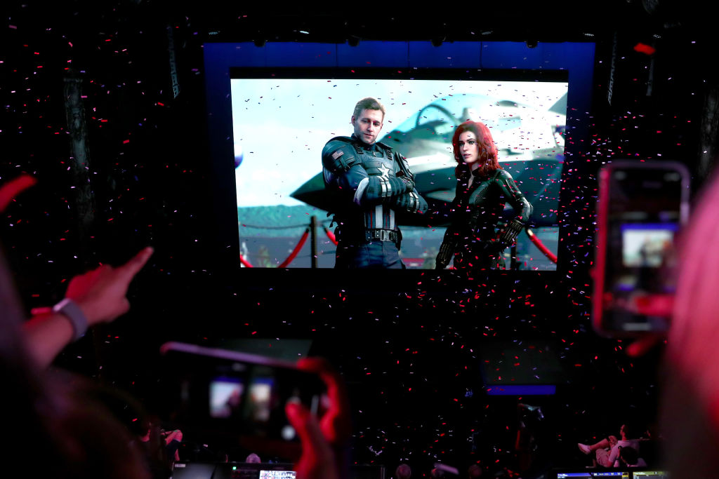 Square Enix Impresses With 'Final Fantasy VII Remake' & 'Avengers'
