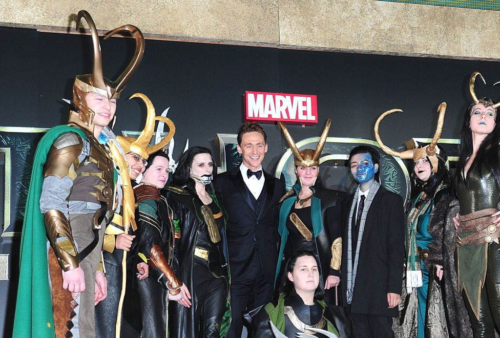 New Image Gives Us A First Look At Disney+'s Upcoming 'Loki' Series