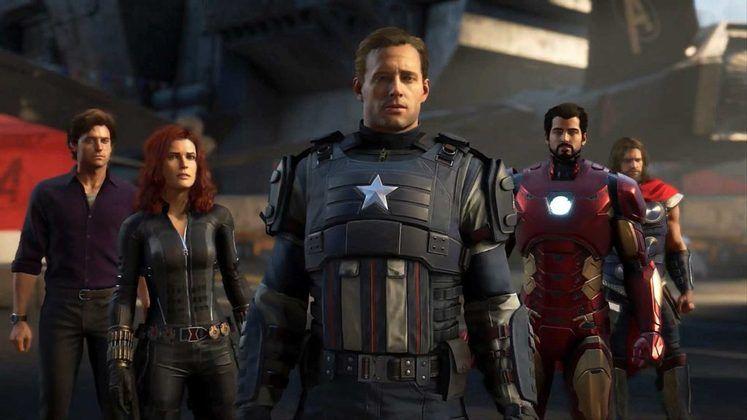 Marvel's Avengers A-Day