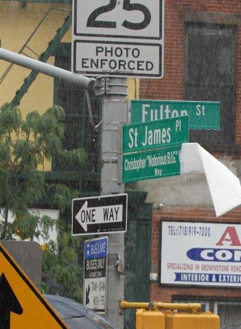Notorious BIG Street Renaming