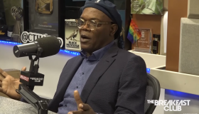 Sam Jackson on the Breakfast Club