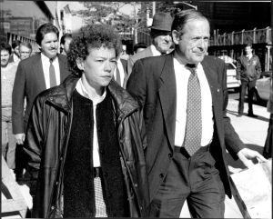 Central Park Jogger Trial