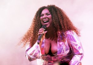 Lizzo Performing at Manchester Ritz