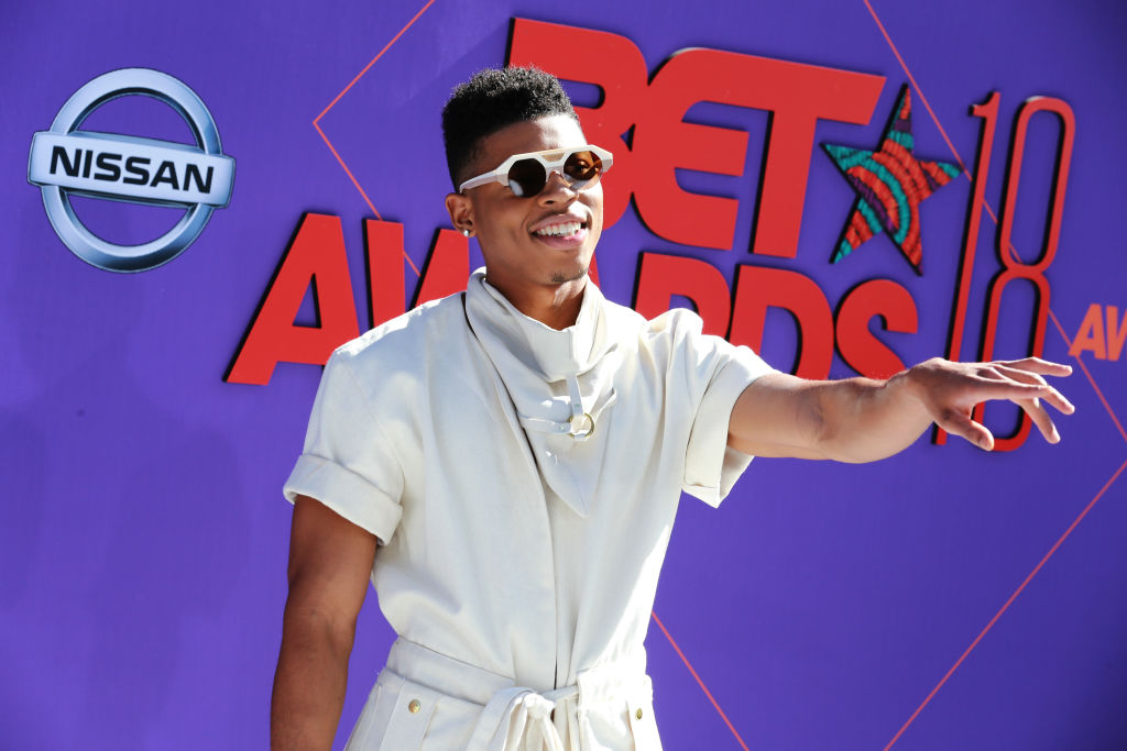 'Empire' Actor Bryshere Gray Arrested In Chicago For Traffic Offense