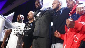 ACLU Honors Central Park Five At 25th Annual Luncheon