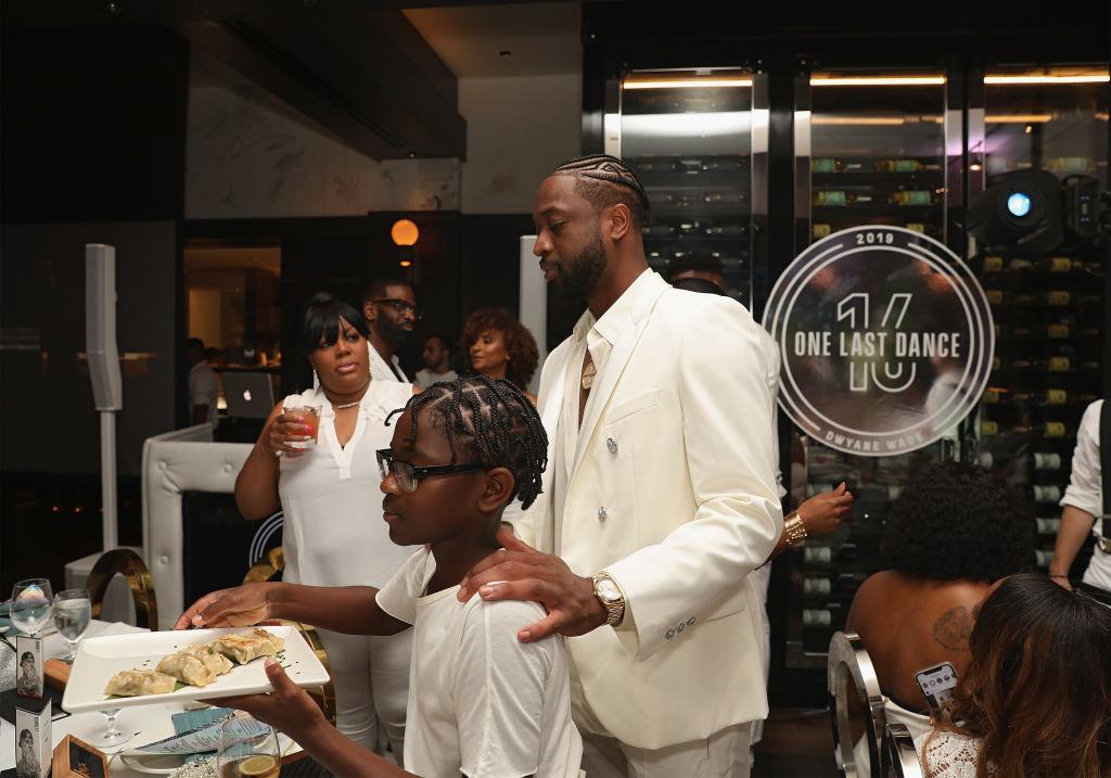 Dwyane Wade 16 Year NBA Career Celebration